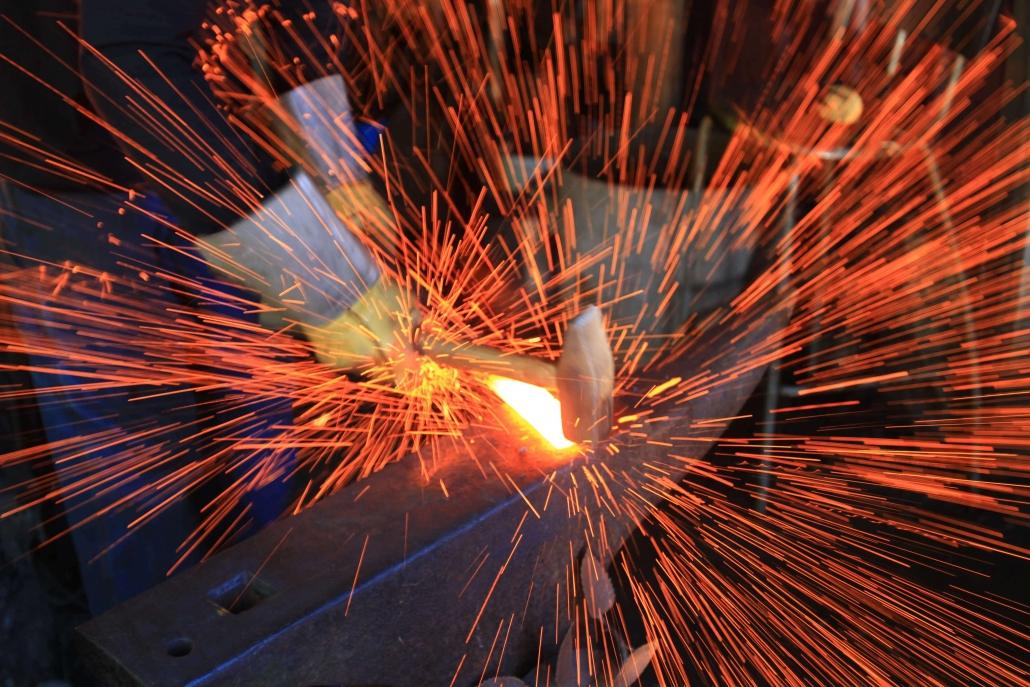 Foggy Mountain Forge artisanal blacksmiths