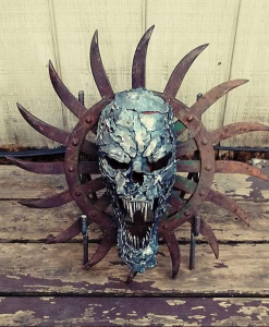 instagram metal mask