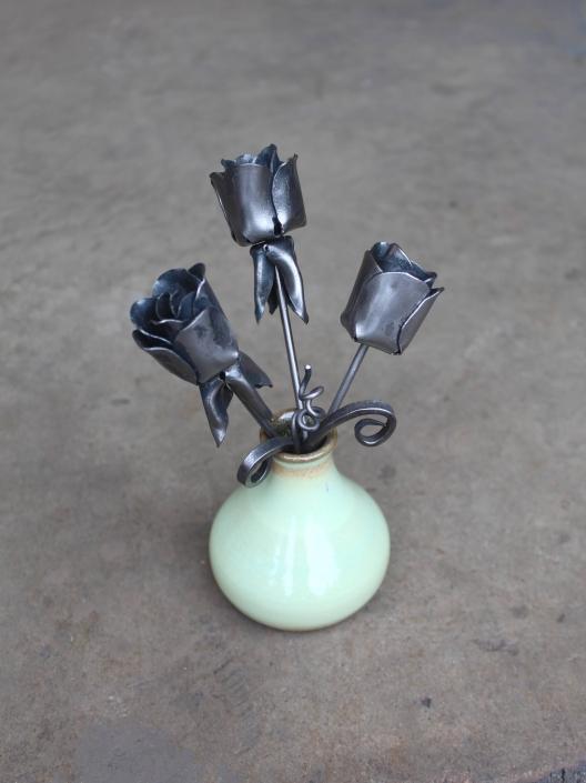Small tulip bouquet