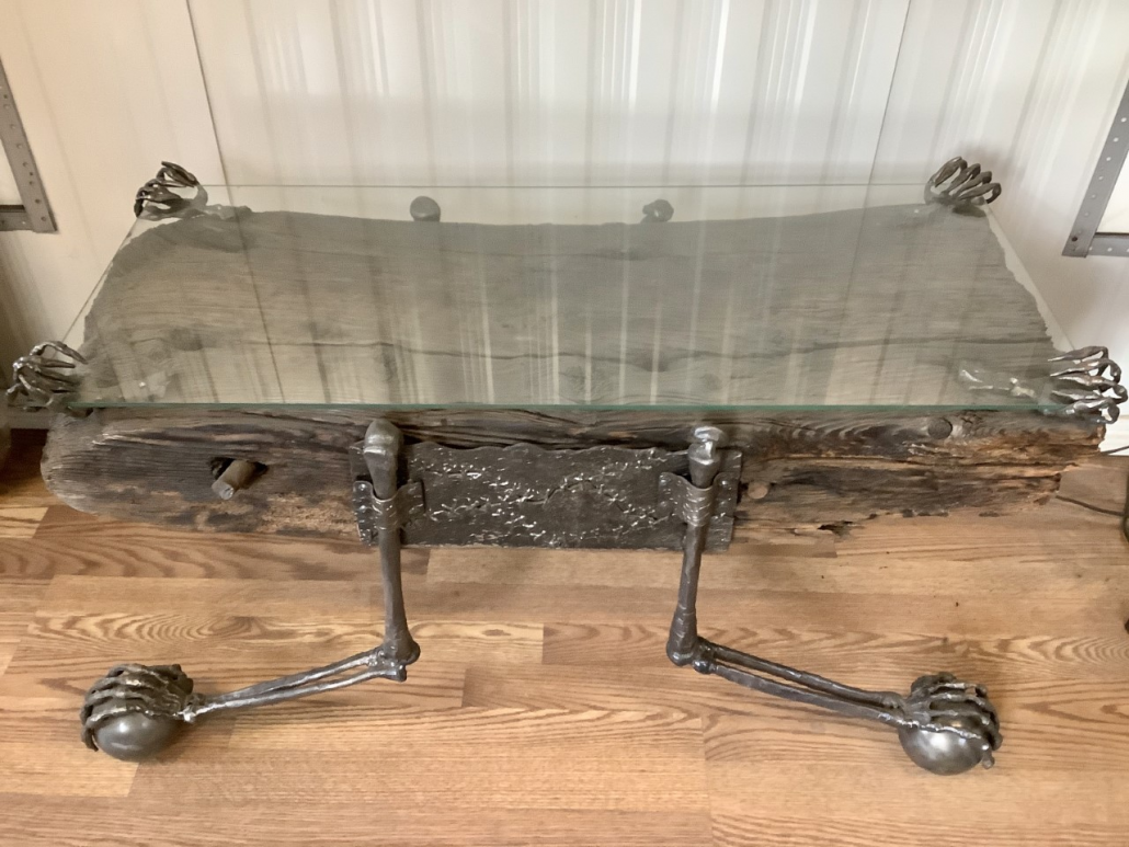Gothic table